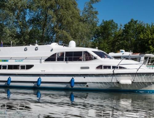 Hausbootferien Scey-sur-Saône 2014