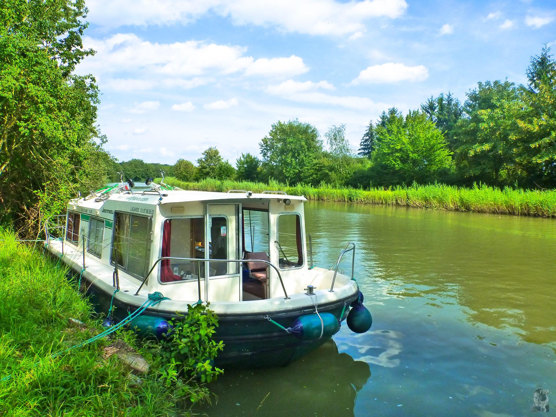 Bateau Cerise, Eau Claire 930-Canal Marne au Rhin