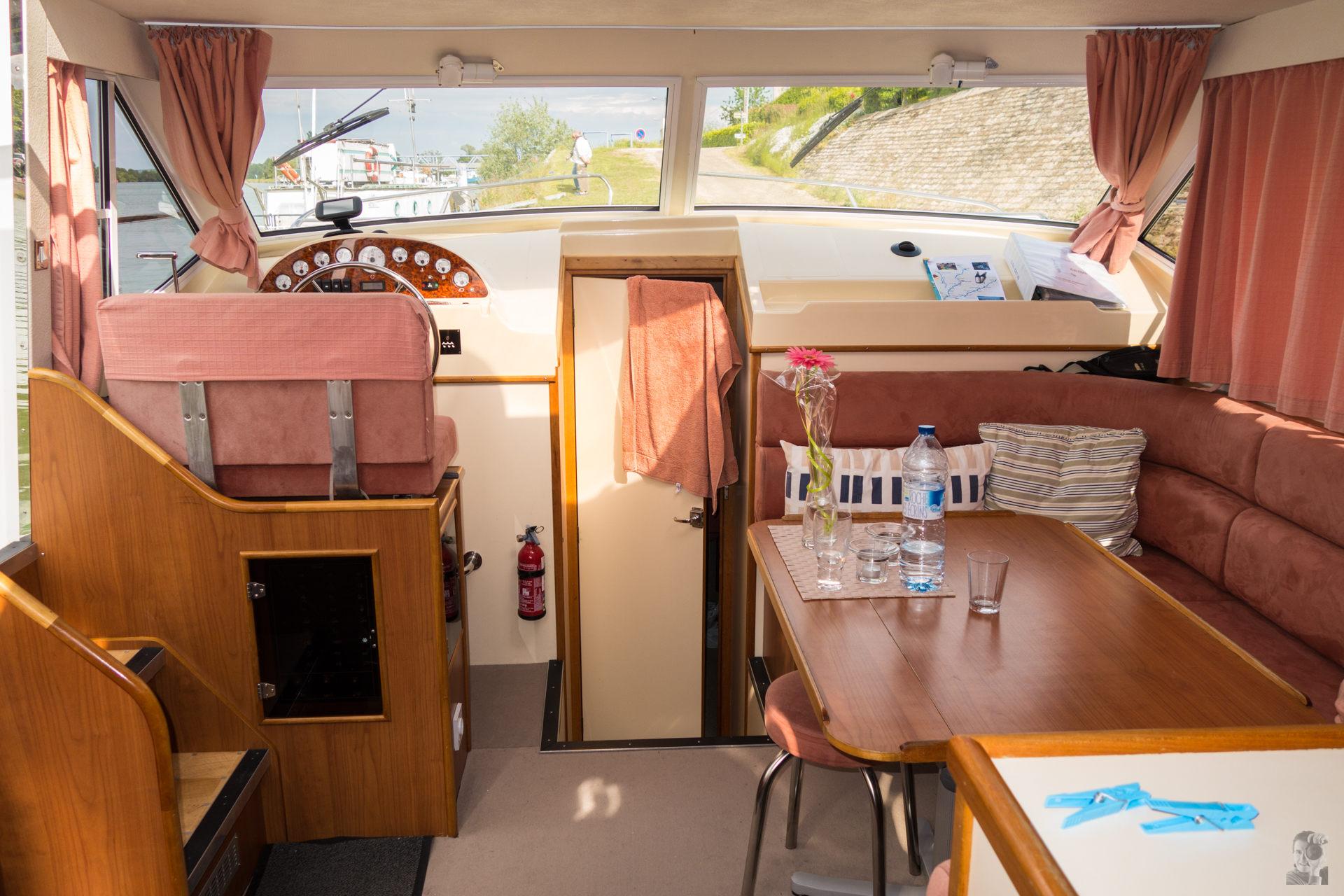 Hausbootferien 2014-Scey-sur-Saône, Locaboat, Europa 400