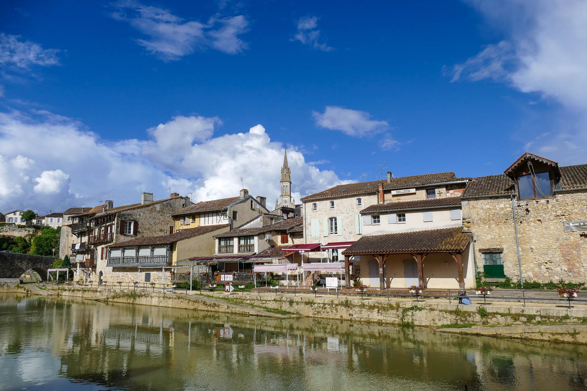 Hausbootferien 2016, Agen/La Baïse