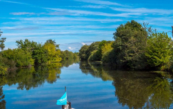 Hausbootferien 2017, St-Léger-sur-Dheune - Louhans-die Santenay auf der