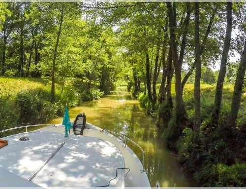 Hausbootferien Agen 2016