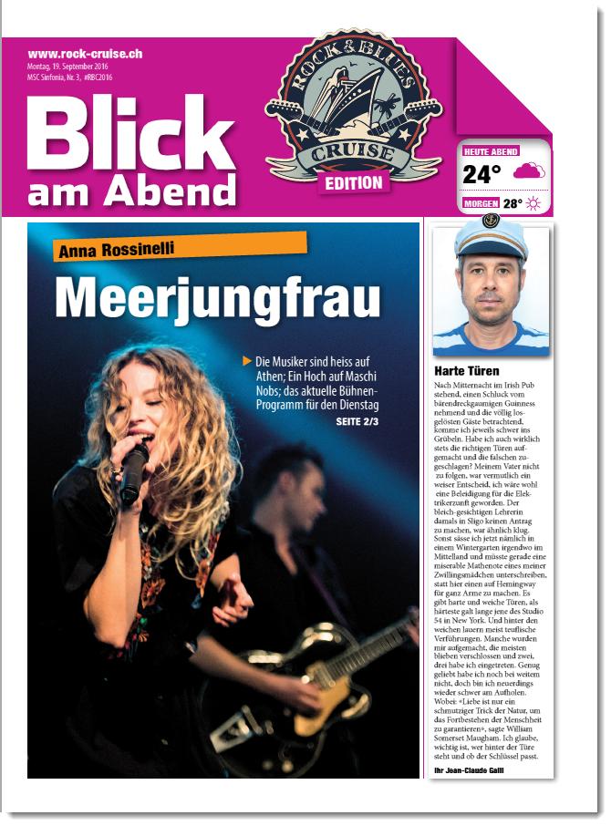 3. Ausgabe RBC Bordzeitung