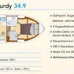 Hausbootferien Briare 2015
