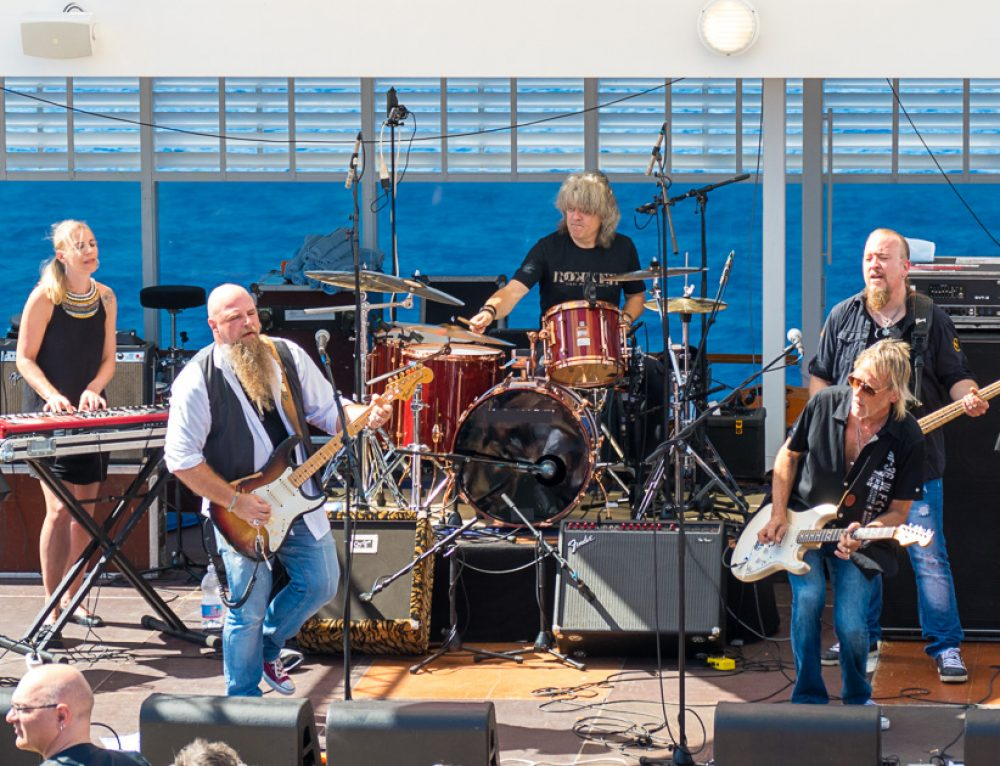 Rock&Blues Cruise 2016