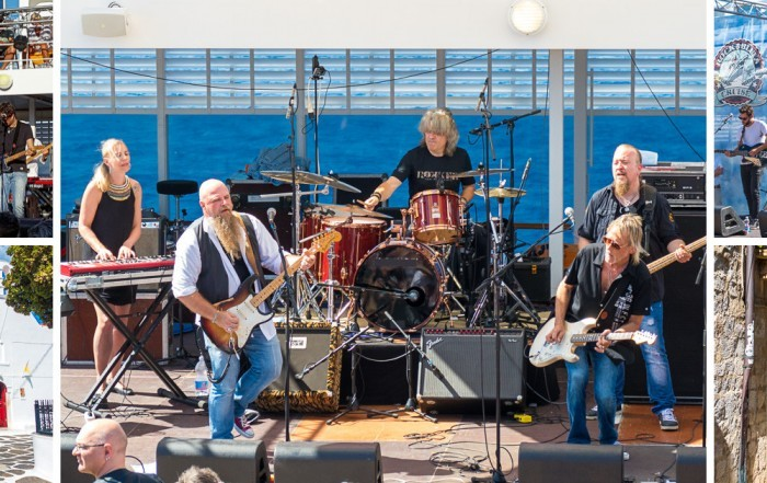 Rock und Blues Cruise 2016
