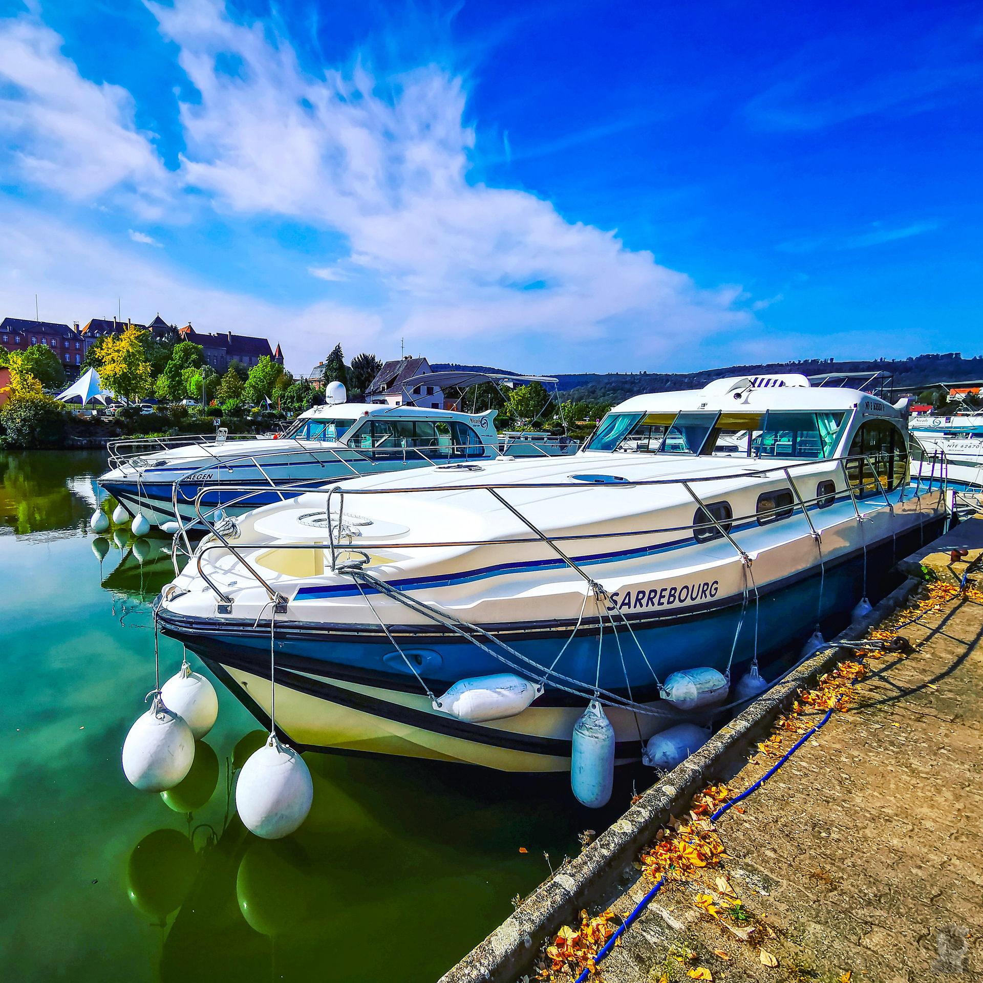 Hafen in Saverne-