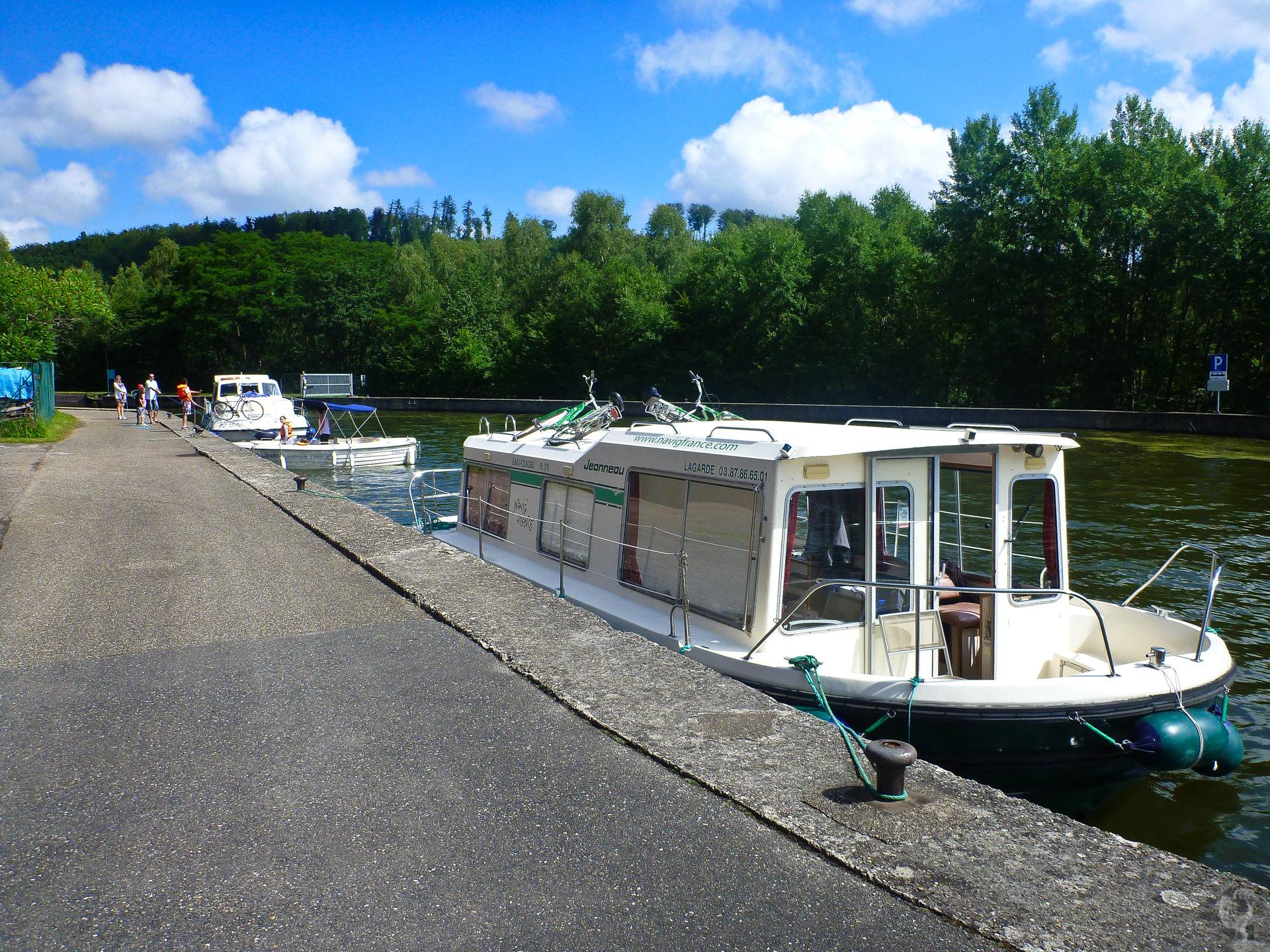Canal Marne au Rhin-Plan incliné (44.65m)