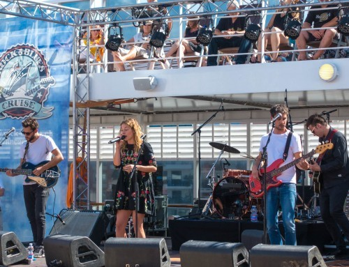 6. Rock & Blues Cruise 2016