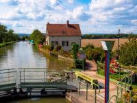 Hausbootferien 2017, St-Léger-sur-Dheune - Louhans-Canal du Centre