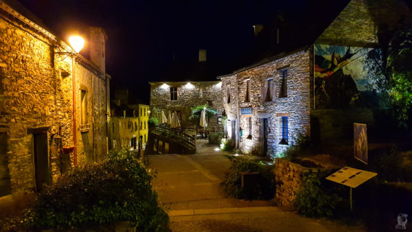 La Gacilly-by Night
