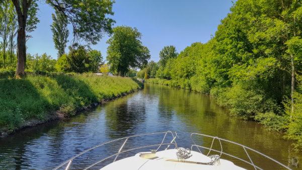 Hausbooturlaub 2018-Glénac/Bretagne-Canal de Nantes à Brest