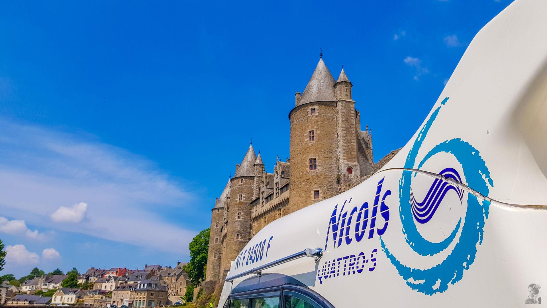 Hausbooturlaub 2018-Glénac/Bretagne-