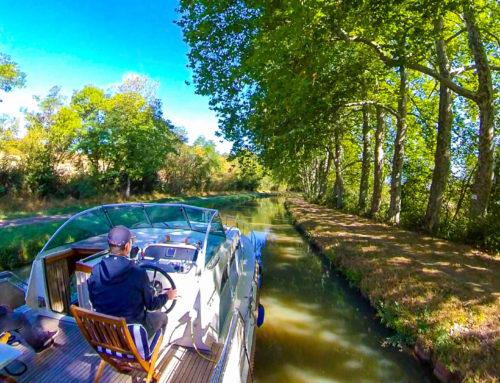 Hausbootferien Corbigny 2019