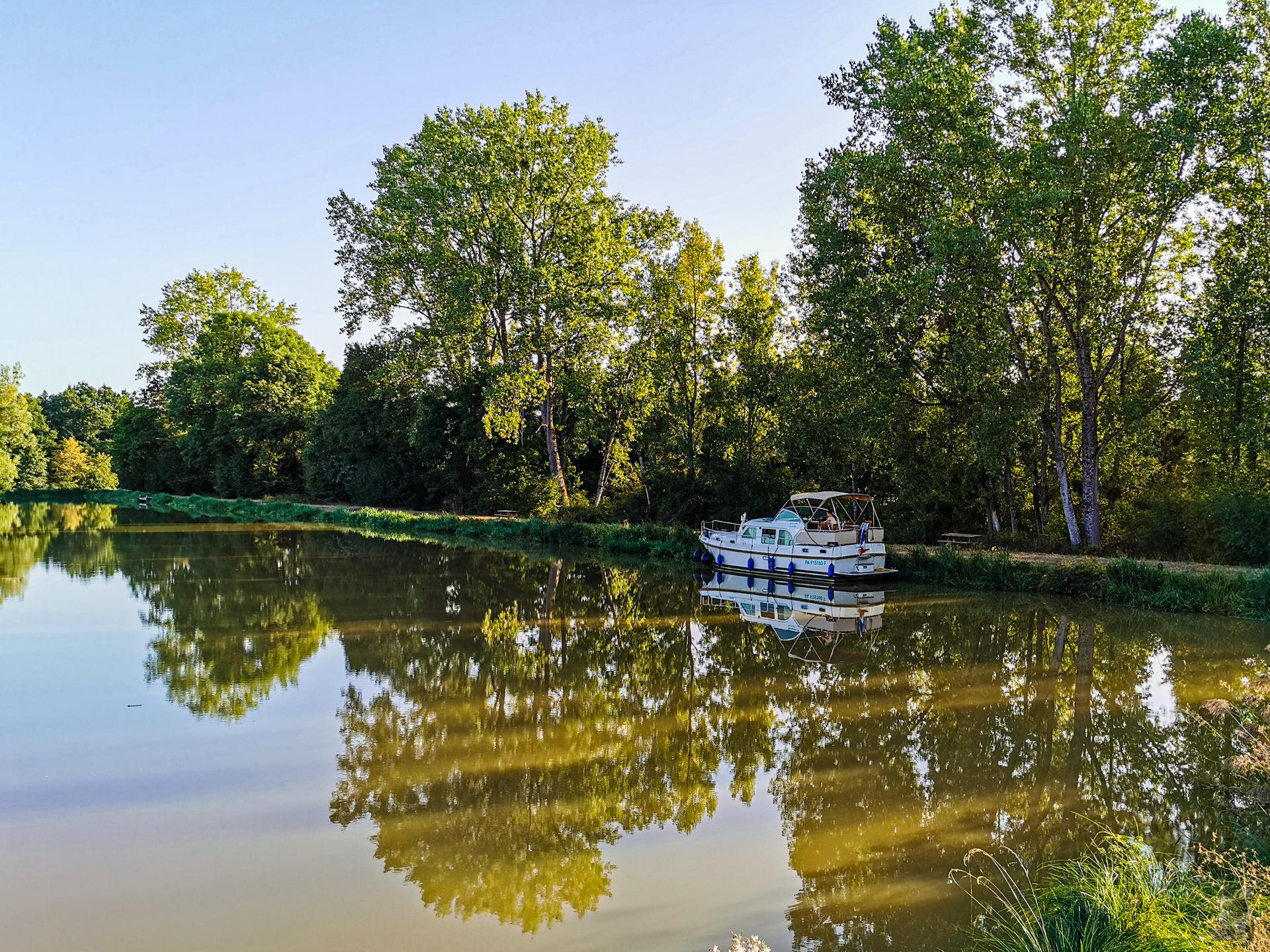 Hausbooturlaub 2019 Corbigny-Le Brioux