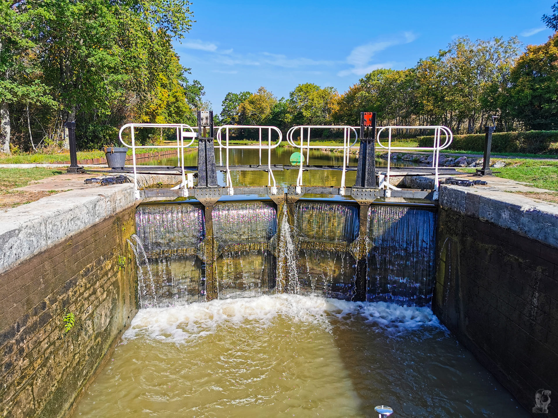Hausbooturlaub 2019 Corbigny-Canal du Nivernais