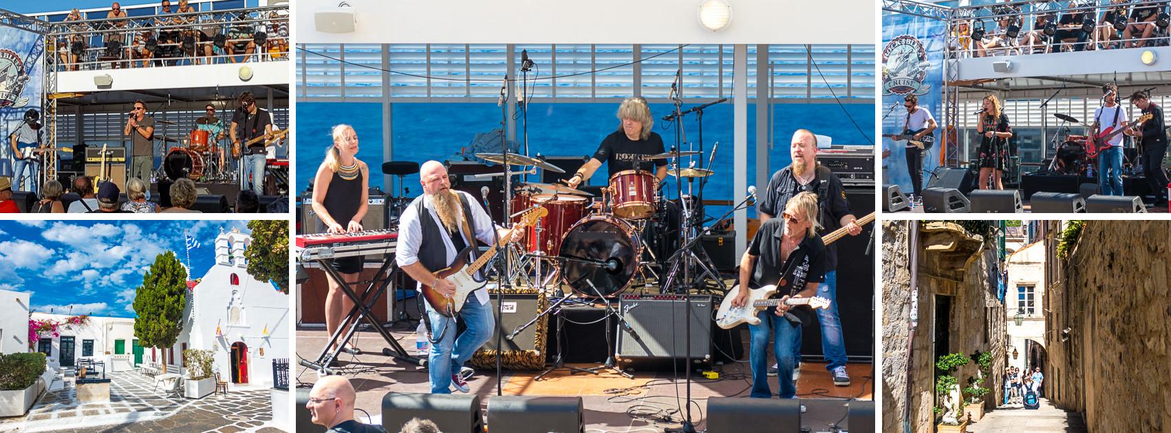Rock und Blues Cruise 2016